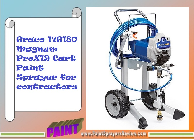 Graco Magnum ProX19 Paint Sprayer