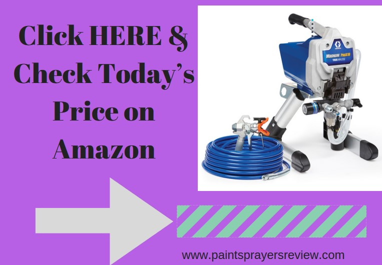 the graco prox19 stand paint sprayers