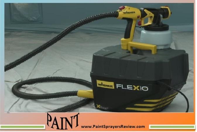 Wagner Flexio 890 Paint Sprayer