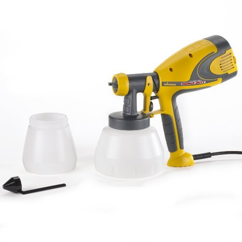 The Wagner 0518050 Control Spray Double Duty Paint Sprayer for contractor
