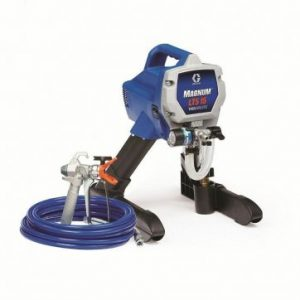 Graco magnum lts 15 paint sprayer review